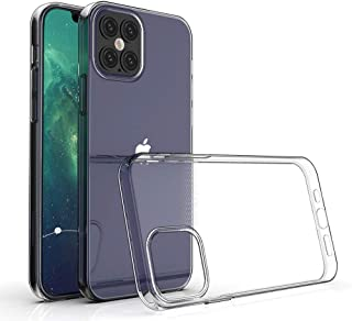 "Clear Cover Case For iPhone 12/12 Pro (6.1"" Iphone 12/12 Pro)"