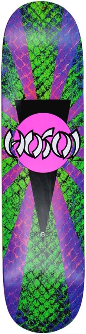 Hosoi Skateboards Snakeskin 完全送料無料 当店限定販売 Skateboard Deck