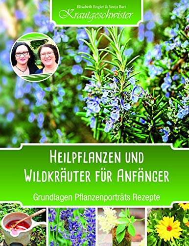 Heilpflanzen und Wildkräuter für Anfänger (Krautgeschwister): Grundlagen Pflanzenporträts Rezepte