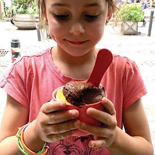 エコボ(EKOBO)『バンビーノアイスクリームカップスプーンセット(EB-69736)』