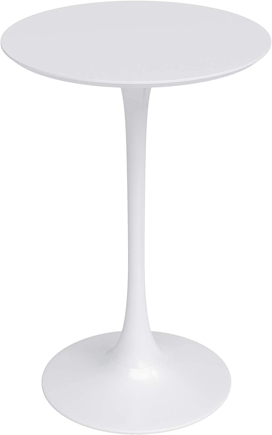 DAR Camber safety Counter Table Height latest White