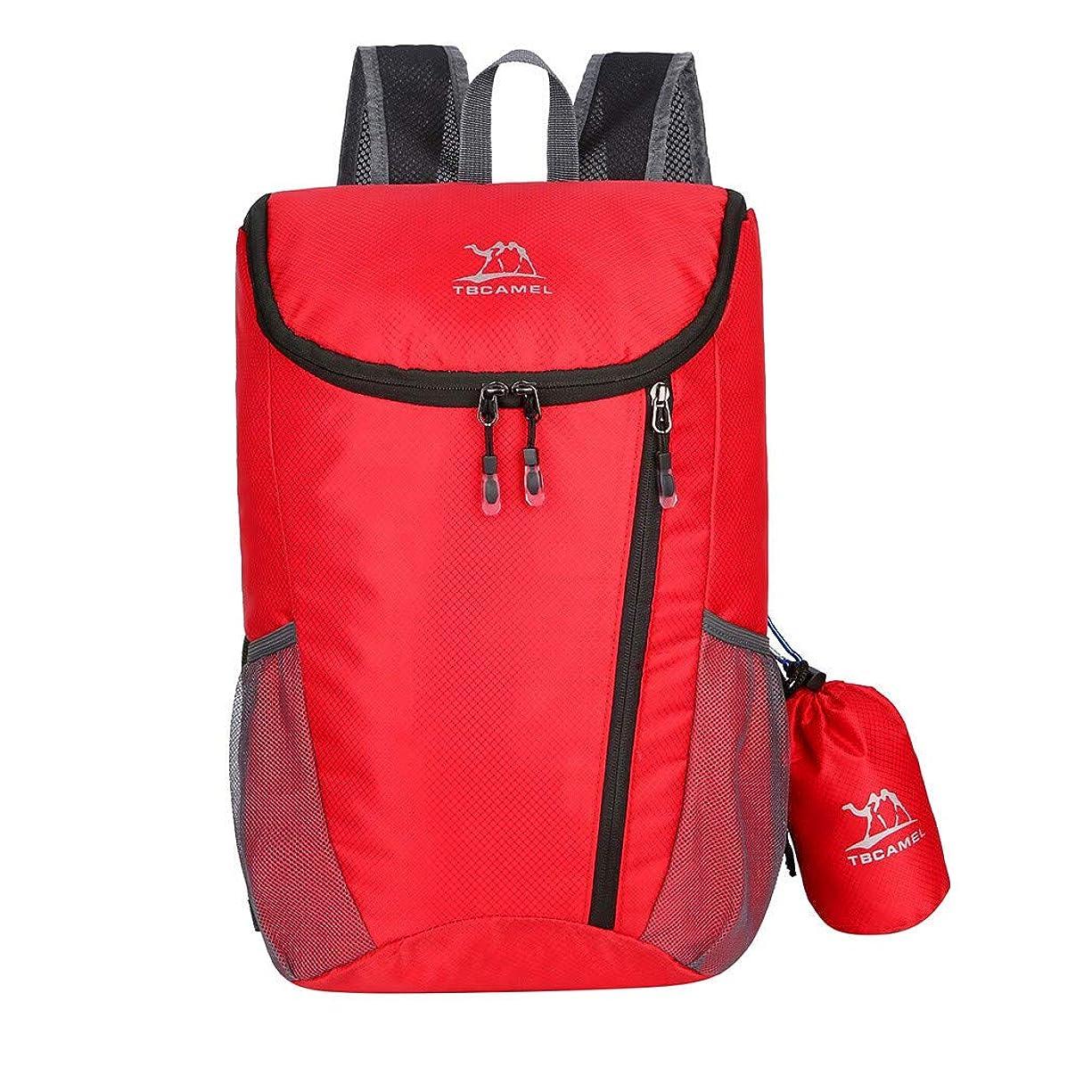 Womola 2019 Fashion Unisex Outdoor Mountaineer Bag Fold Backpack Waterproof Shoulder Bag