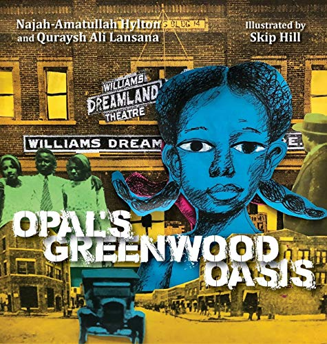 Opal's Greenwood Oasis