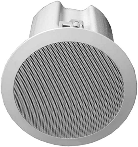 Escene Ceiling Public Broadcasting IP Paging Speaker With Multicast And HD Voice PS760 P