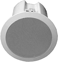Escene Ceiling Public Broadcasting IP Paging Speaker with Multicast and HD Voice (PS760-P)