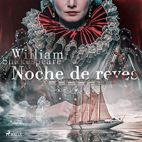 Noche de reyes Audiobook By William Shakespeare cover art