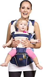 Bebamour New Style Designer Sling and Baby Carrier 2 in 1,Approved by U.S. Safety..