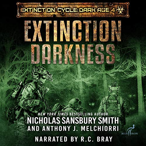 Extinction Darkness: The Extinction Cycle: Dark Age, Book 4