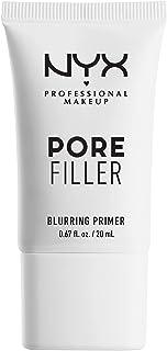 Nyx Professional Makeup Basis Pore Filler Primer voor Make-Up, Vermindert Poriën, Gelijkmatige Teint, Lichte Textuur, 20 ml
