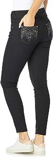 WallFlower Luscious - Pantalones vaqueros para mujer -  Negro -  1 US