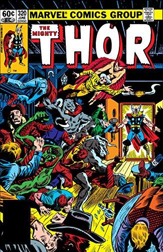 Thor (1966-1996) #320 (English Edition)