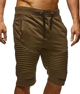 Leif Nelson pour des Hommes Court Pantalon Shorts SweatShorts LN9025