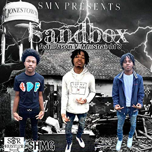 Sandbox (feat. Jason V Mr. Straight 8) [Explicit]