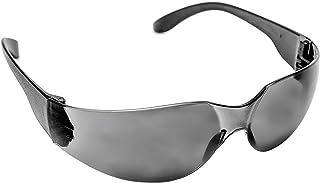 عینک ایمنی را در اطراف قرار دهید. ANSI، CE لنز دودی. بسته ای از 12 عینک ضد خش. عینک ایمنی. عینک ایمنی محافظ لنزهای مقاوم در برابر خراش. عینک های بدون لغزش برای استفاده صنعتی.
