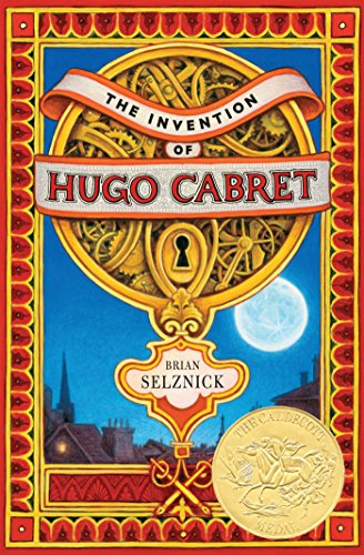 The Invention of Hugo Cabret (English Edition)