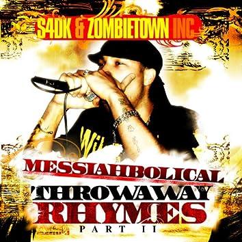 Throwaway Rhymes Part II