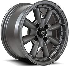 15x5.5 Enkei COMPE (Matte Gunmetal) Wheels/Rims 4x130 (477-555-1517GM)