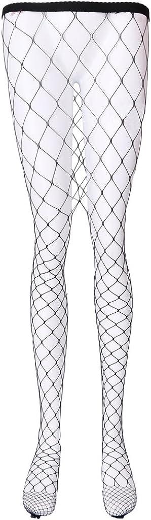 Bonarty Women Fishnet Tights Pantyhose Soft Spandex Stocking