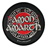 Nuclear Blast Records AMON AMARTH - Runes - Aufnäher/Patch