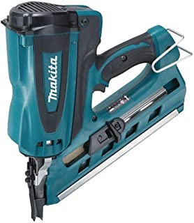 Makita GN900SE 7.2V Li-Ion First Fix Gas Nailer Complete with 2 x 7.2V Batteries and Charger Supplied in A Carry Case