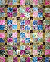 Laundry Basket Quilts, Pathway Patch - Traditional Quilt Pattern
