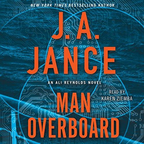 『Man Overboard』のカバーアート