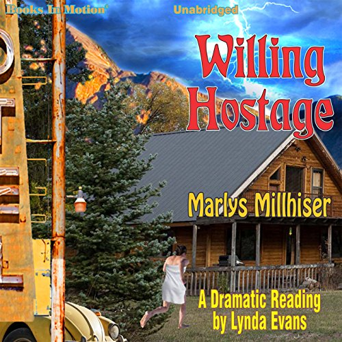 Willing Hostage audiobook cover art