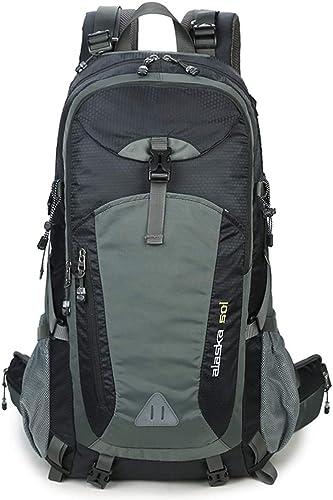 Sac à dos de pique-nique, Sac de voyage imperméable pour hommes, sac de voyage imperméable, grande capacité, sac à dos de grande randonnée, sac à dos 40L50L60L pour le camping en plein air en famille