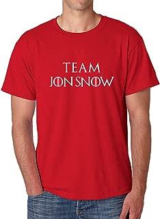 Men's T Shirt Team Jon Trendy Tee Popular Shirt