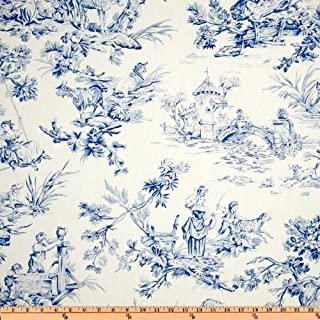 Best french blue fabric by the yard Reviews