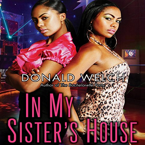 In My Sister's House audiobook cover art