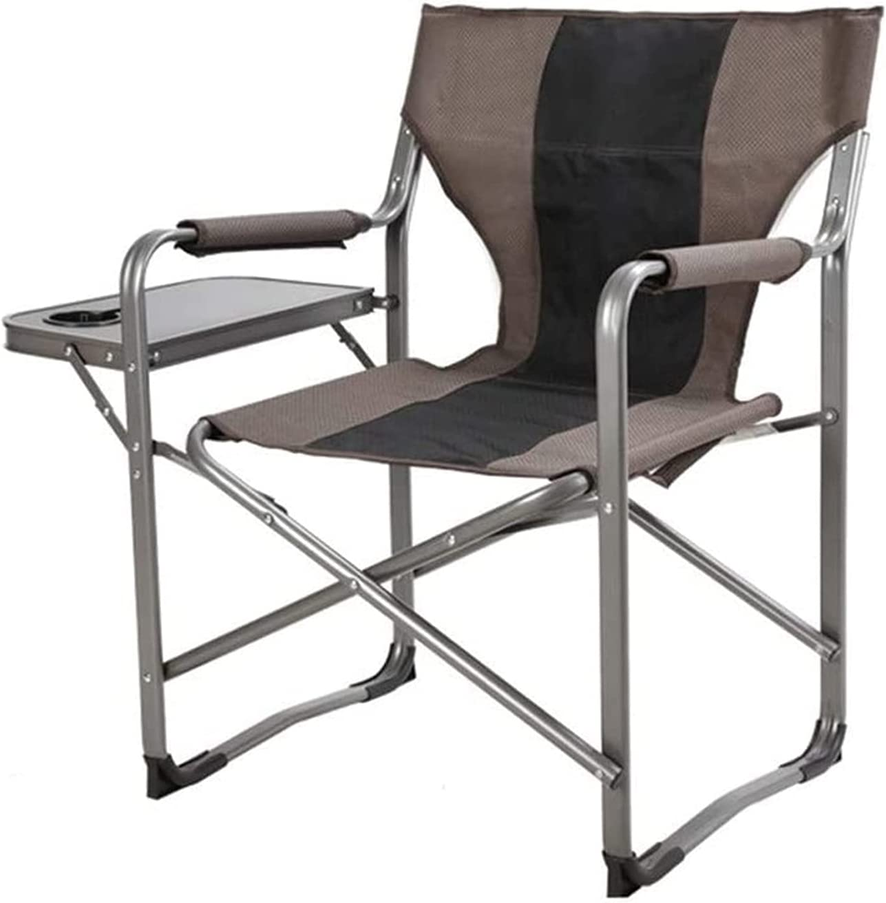 Limited time sale Tolalo Fishing Chair Camping with Fold Cheap mail order shopping Side Table Portable