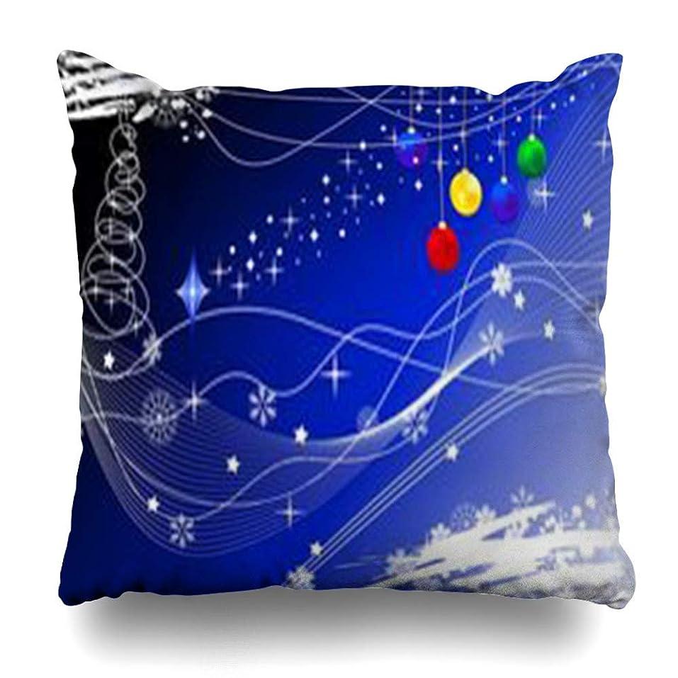 太陽障害どのくらいの頻度でスロー枕カバー冬紫抽象的な色枝お祝いクリスマスデザイン春ホームデコレーションクッションケーススクエア18 * 18インチ装飾ソファ枕カバー