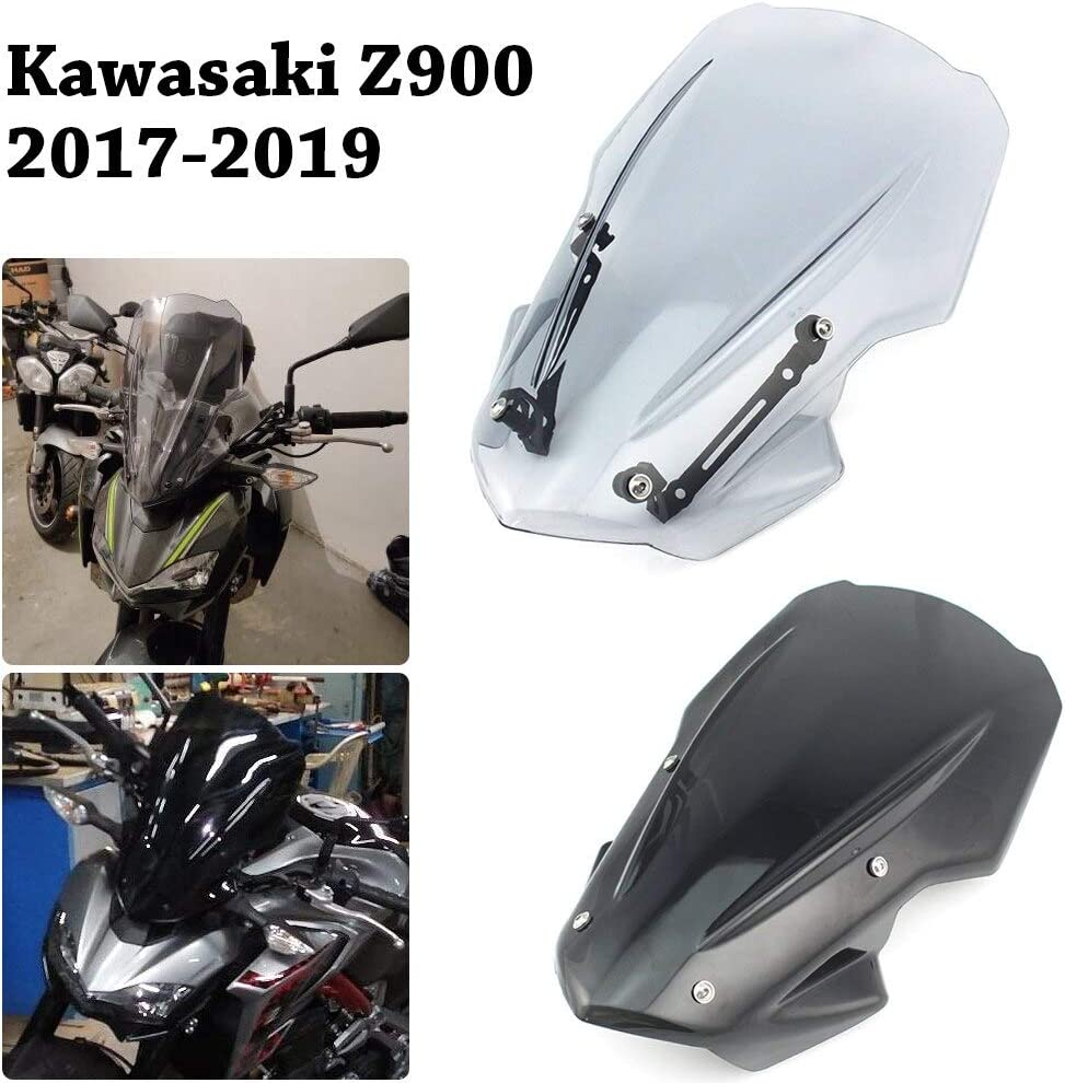 Motorcycle Windscreen Windshield Free Shipping New Screen w Bracket Al sold out. For 2018 2017
