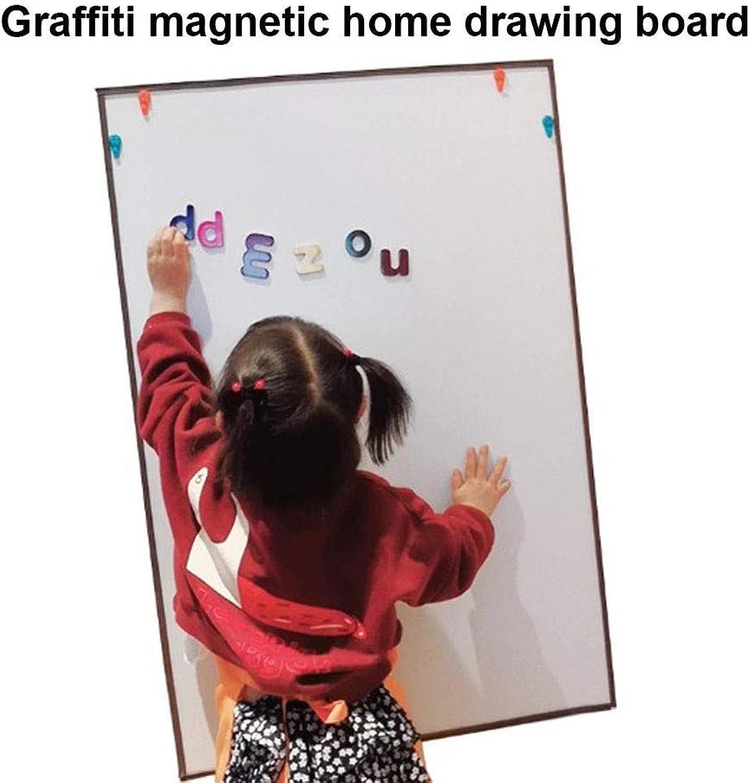 GAO Kinder Graffiti magnetische Wand Film Baby magnetische Schreibtafel Familie Reibrett Set