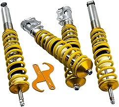 Coilover Kits Adjustable Suspension Lowering Shock Kit for VW MK2 MK3 GOLF JETTA