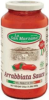 La San Marzano Arrabbiata Sauce 24 oz. (Pack of 4) - 100% Product of Italy (4)