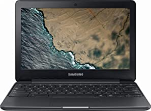 Samsung Chromebook 11.6 HD LED Display Intel Dual Core Celeron 1.6GHz Processor 4GB RAM 16GB SSD Bluetooth WiFi HDMI Webcam Up To 11Hrs Battery Life Chrome