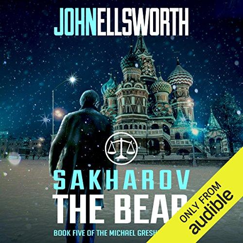 Sakharov the Bear audiobook cover art
