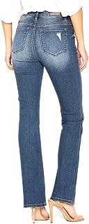 Women's High-Rise Boot Cut Jeans