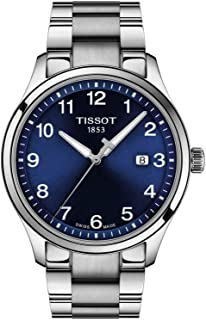 Tissot Mens Gent XL Swiss Quartz Stainless Steel Casual Watch (Model: T1164101104700)