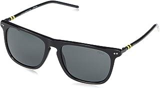 نظارة شمسية بولو PH 4168 500187 - أسود