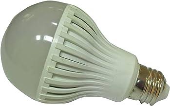 LED bulb 9watt, yellow