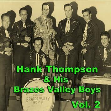 Hank Thompson & His Brazos Valley Boys, Vol. 2