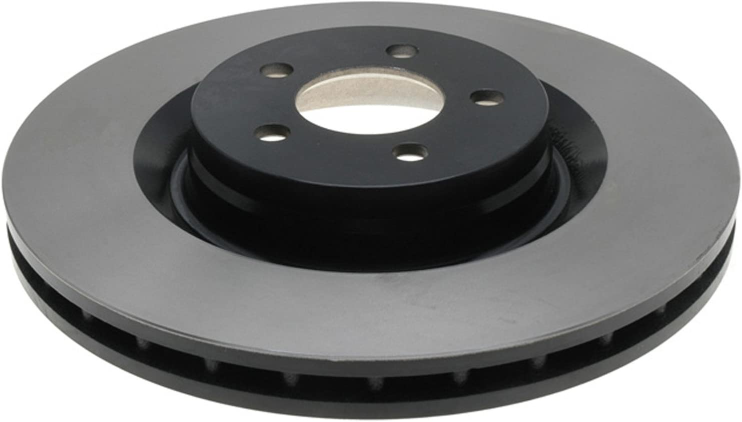 ACDelco Gold 18A2440 Black Hat Brake Disc Front Rotor Industry Kansas City Mall No. 1