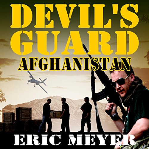 Devil's Guard Afghanistan audiobook cover art