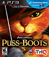 Puss in Boots (輸入版) - PS3