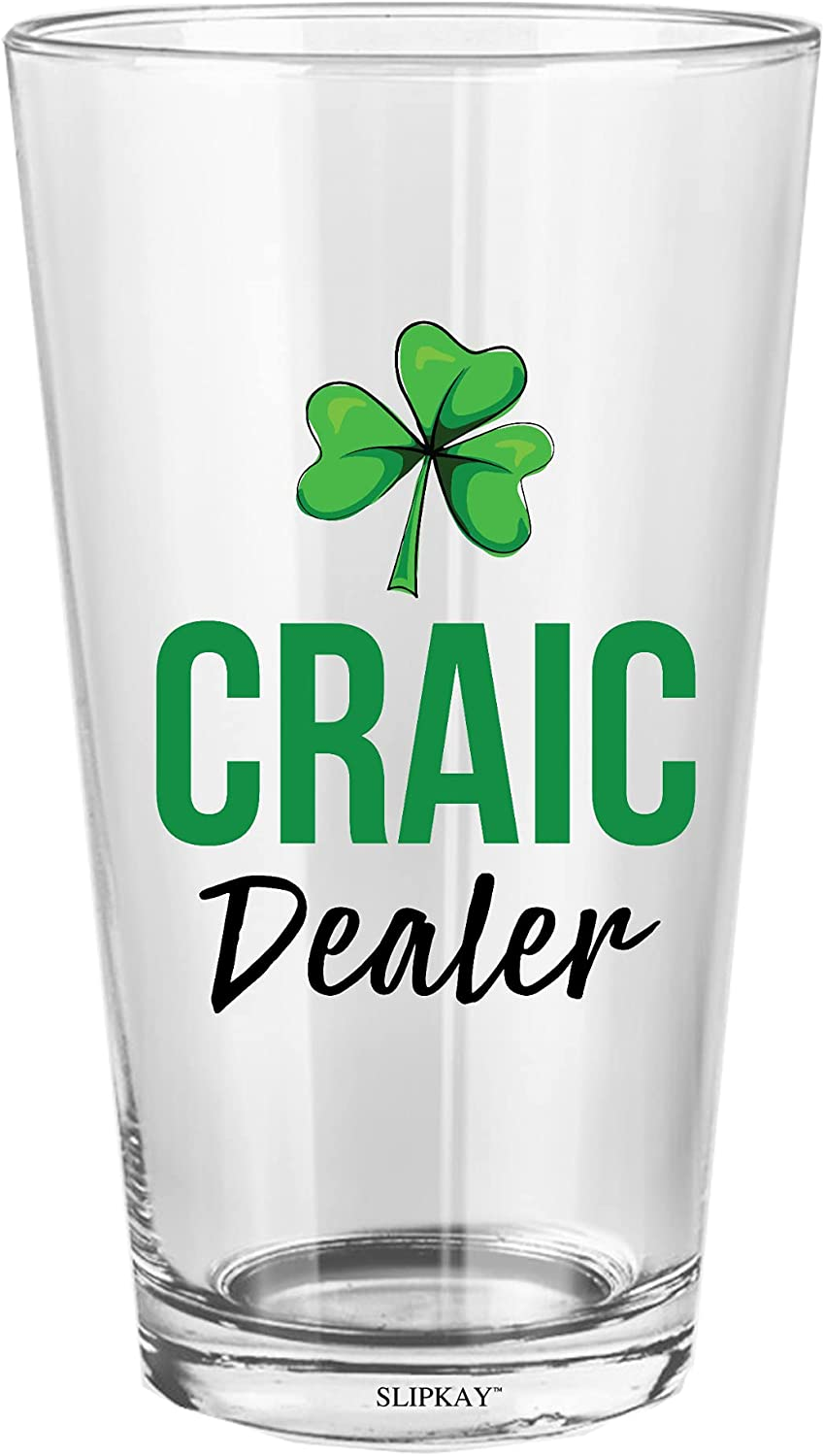 Craic Dealer St Patricks Day Ranking TOP13 16 Safety and trust Pint Glass Oz