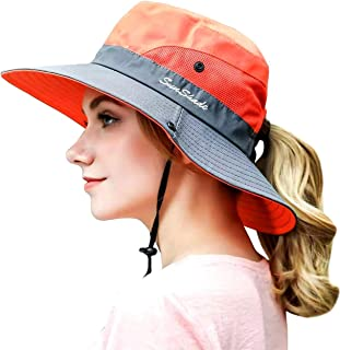 OZ SMART Wide Brim Sun Hat UPF 50 + UV Protection, Women Premium Multiple Styles Bucket Hat for Fishing, Hiking, Camping, ...