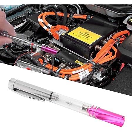 Spark Plug Tester, 6-24V Automotive Spark Plug Wire Tester Voltage Tester Tool Ignition Test Pen